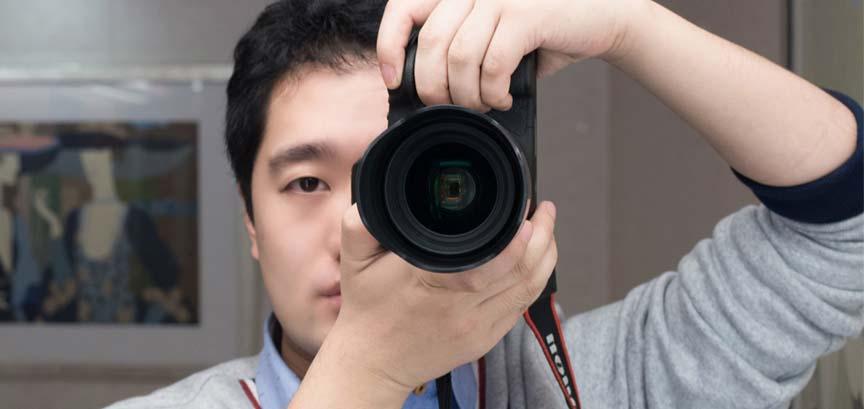 摄影师王鹏